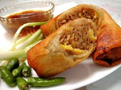 LUMPIA FROM SEMARANG-INDONESIA ~ INDONESIA FOOD AND RECIPES INDONESIA FOOD