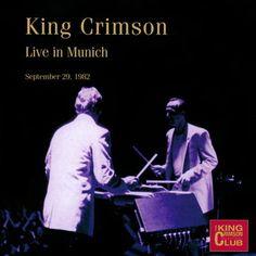 King Crimson - 1982-08-29 - Munich, Germany - Pesquisa Google
