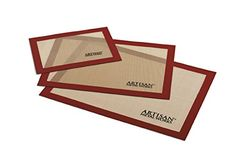 Artisan-Non-Stick-Silicone-Baking-Mat-with-Measurements-2-Pack