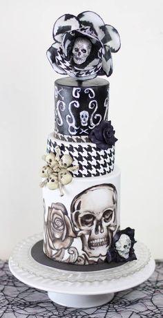 Birthday Cake by KO's Cakes