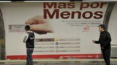 El concurso de agencias de medios de Metro de Madrid está paralizado. El motivo es que está en manos del Tribunal Administrativo de Contratación Pública