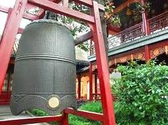 asian temple bells - Google Search