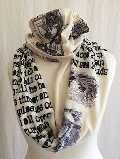 Hey, I found this really awesome Etsy listing at https://www.etsy.com/listing/265525587/wind-in-the-willows-literature-scarf