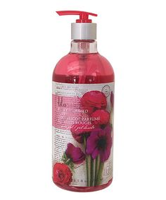 Loving this Berry Kissed Shower Gel on #zulily! #zulilyfinds