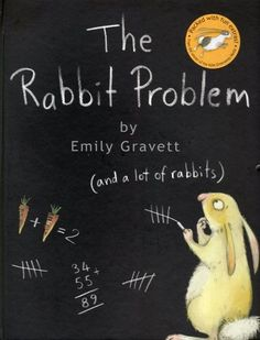 The Rabbit Problem  I love Emily Gravett's books I put them away at the library all the time!! (I work there if that doesn't make sense.)