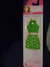 Barbie Fashion Favorite Beach Clothing #68000