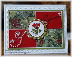 44 Joyfully Made Designs - 9 открыток из 1 листа скрапбумаги --------------- Cards 7