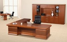 Highmoon's Office furniture provide a excellent modern office furniture collections with an affordable price and satisfy the complete office furniture requirements depends upon your interior taste. Office Table Design, Industrial Office Design, Modern Office Design, Office Furniture Design, Office Furniture Stores, Contemporary Office, Office Interior Design, Office Interiors, Luxury Furniture