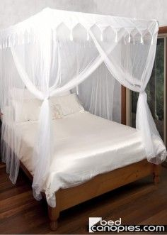 Four Poster Bed Canopy Ideas mosquito net bed canopy. cotton (cbx) | future home ideas
