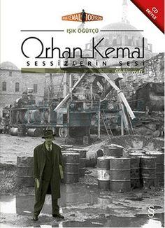 """İyi ki doğdun #OrhanKemal !  Işık Öğütçü'nün anlatımıyla Orhan Kemal'in hayat hikayesini ve siyah-beyaz fotoğraflarını içeren """"Sessizlerin Sesi"""" kitabı ile Orhan Kemal'in 100. yaşını kutluyoruz!  Ayrıca Orhan Kemal'in kendi sesinden bir CD, kitabın armağanı!  http://www.idefix.com/kitap/sessizlerin-sesi-isik-ogutcu/tanim.asp?sid=TIUO1FHNT4DU623B8TSU"""
