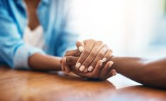 Studies Show a Loved One's Touch May Actually Have Healing Powers (FitSugar) Complicated Grief, Mirror Neuron, Touch Love, Stages Of Grief, Counseling Psychology, Losing A Loved One, Mary J, Physical Pain, Brain Waves