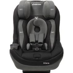 (Maxi-Cosi Pria 70 Convertible Car Seat, Total BlackMaxi-Cosi Pria 70 Convertible Car Seat) $249.99 Awesome Car Seat This is the second car seat that we have had for our son. My husband and I are so disappointed that we didn't know about it when we were registering before he was born.... [Click for more info]