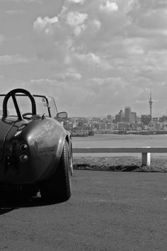 AC Cobra on Mt Victoria or North head, Auckland. Places Ive Been, Places To Go, Urban Beauty, Ac Cobra, What A Wonderful World, Best Cities, Mykonos, Auckland, So Little Time