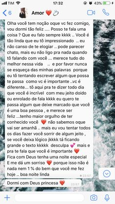 Eu ti amo Juliana ♥️ ailton Tumblr Love, Love Text, Love You, My Love, Text Messages, Texts, Love Quotes, Crushes, Romance