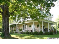 1890's Restored Farm House by PreservationNation, via Flickr