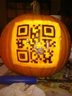 QR Codes halloween