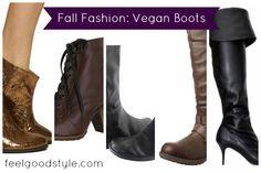 Vegan Boots for Fall: Let's Fantasy Shop!
