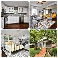 Rare renovated 78704 opportunity! Not on MLS!  803 W. James | $539,700  1930's cottage w/ guest house and workshop on HUGE lot!  Recently renovated 2/1 in Bouldin Creek + 1/1 guest house. Rare alley access parking. Prime location in the ❤️ of 78704. EZ bi