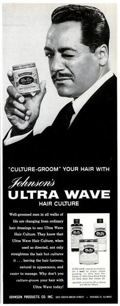 vintage african american ads | 1950′s African American Vintage Advertising | Colored Sepia ...