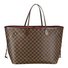 Louis Vuitton Handbags #Louis #Vuitton #Handbags - Neverfull GM N51106 - $235.99