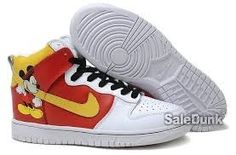 Mickey Mouse Nikes