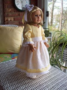 American girl doll or 18 inch doll dress and by ASewSewShop, $24.99