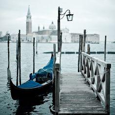 a romantic trip to Venice.