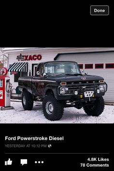 Cool ol ford.