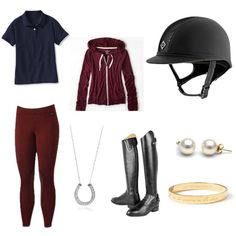 A fashion look from January 2015 featuring American Eagle Outfitters hoodies, Kate Spade bracelets and BERRICLE necklaces. Browse and shop related looks. Horseback Riding Outfits, English Riding, Necklaces, Bracelets, American Eagle Outfitters, January, Kate Spade, Fashion Looks, Shoe Bag