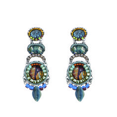 Oasis Earrings Ayala Bar Classic Collection Fall Winter 2016-17