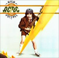 "AC/DC, High Voltage (1976): Is it just me or is AC/DC the loudest and most aggressive blues band in the world? And does this album contain some of their best blues offerings? Right now, I'm saying yes to both questions. And I would also assert that ""The Jack"" belongs among the great blues tracks of all time. It is a superb piece of sexy, smokey blues that oozes its way into one's brain where it sits for a spell. This earns its 4.00 song score nearly on that one alone.  8/26/16"