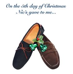 Put these NuBuck drivers under the tree and your Southern Gent will be all-the-more thankful this Christmas. **Available in Navy w/ a brown lace and chocolate penny.**