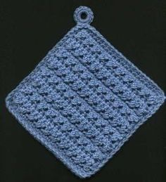 Double-Thick Potholders