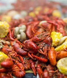 craw fish boil wedding reception?!? I think so!