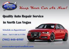 Auto Service Center in North Las Vegas