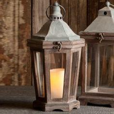 Street Candle Lantern