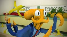 Review: Octodad: Dadliest Catch (Wii U) | Female-Gamers