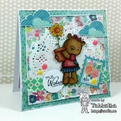 Kiki Bloom Card