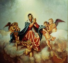 Assumption of the Virgin Mary -