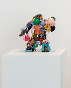 Teppei Kaneuji, 'Teenage fan club #74,' 2015, ONE AND J. Gallery