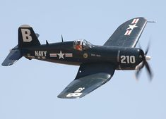 Vought (Goodyear) FG-1D Corsair aircraft - BFD