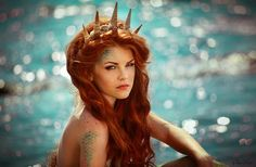 My name is Aria Seafoam. My mother is the queen of the sea. My father is a human. So, I can take on either form. As soon as I step out of the water, I take on human form. I have the gift of a siren, but I don't know whether or not to use it.
