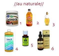 Oil hair treatment {little dailies}: beauty and the kitchen.