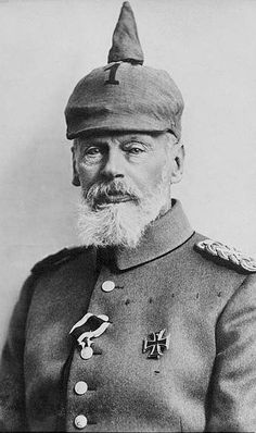 Leopold Maximilian Joseph Maria Arnulf, Prinz von Bayern (9 Feb 1846 – 28 Sep 1930), was a Field Marshal who commanded German and Austro-Hungarian forces on the Eastern Front in World War I. He was awarded the Grand Cross of the Military Order of Max Joseph on 5 August 1915, the prestigious Pour le Mérite on 9 August 1915 and the oak leaves to the Pour le Mérite on 25 July 1917.