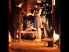 Fifty Shades of Grey Movie Shooting: Ana's red Audi A3 (Sub Special) II - YouTube #video #fsog #FiftyShades