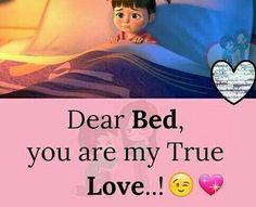 Yesssss love my bed