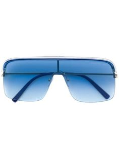 Cutler And Gross Oversized Square Sunglasses In 3 Sunglasses Accessories, Women Accessories, Cutler And Gross, Protective Cases, World Of Fashion, Luxury Branding, Lenses, Blue, Shopping