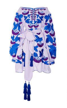 Yuliya Magdych Dress