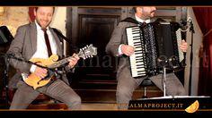 ALMA PROJECT - GS Guitar Duo & Accordion Trio -Funiculì Funiculà (L. Denza - P. Turco) -