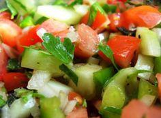 Salata Arabieh (moroccan salad)